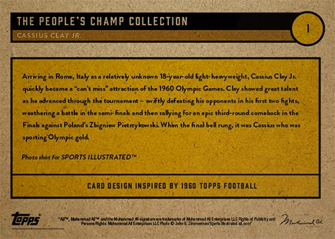 the peoples champ collection