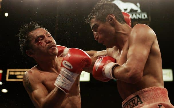 Manny Pacquiao y Terrible Morales