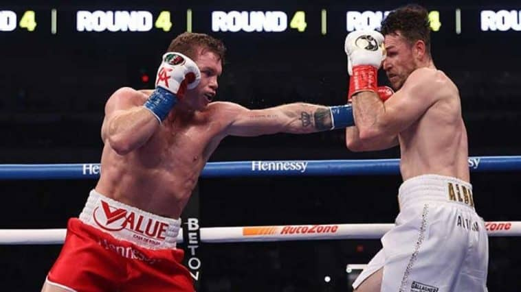 Billy Joe Saunders no tiene lo suficiente para vencer al Canelo, explica Callum Smith