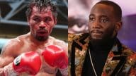 Manny Pacquiao y Terence Crawford