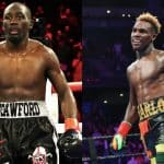 Terence Crawford y Jermell Charlo