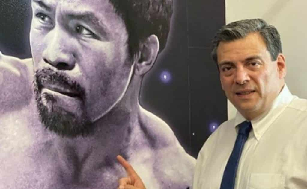 Sulaiman y Pacquiao