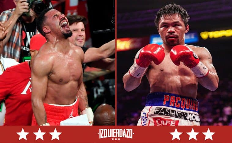 Andre Ward y Manny Pacquiao