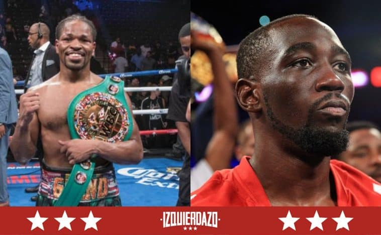 Shawn Porter y Terence Crawford, 20/9/21