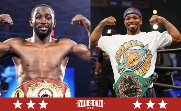 Terence Crawford y Shawn Porter